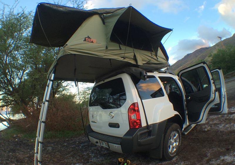Book Camping Trip in Maui HI