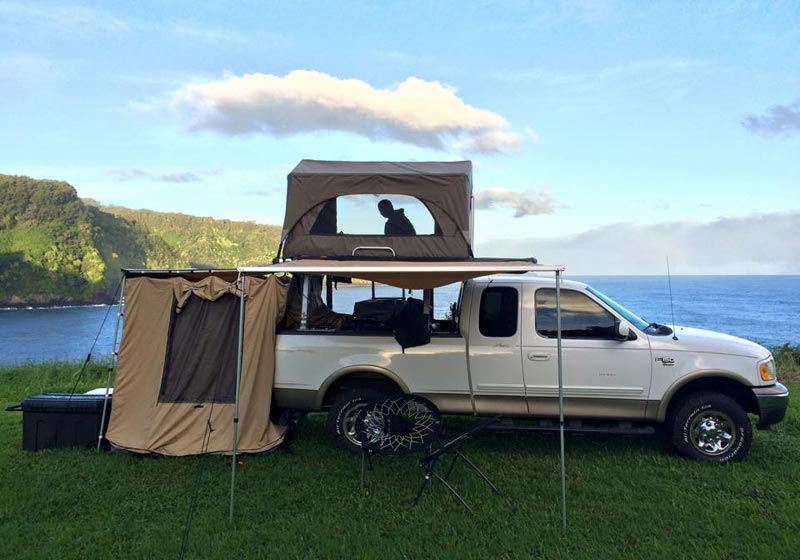Schedule Your Camping Trip in Maui HI