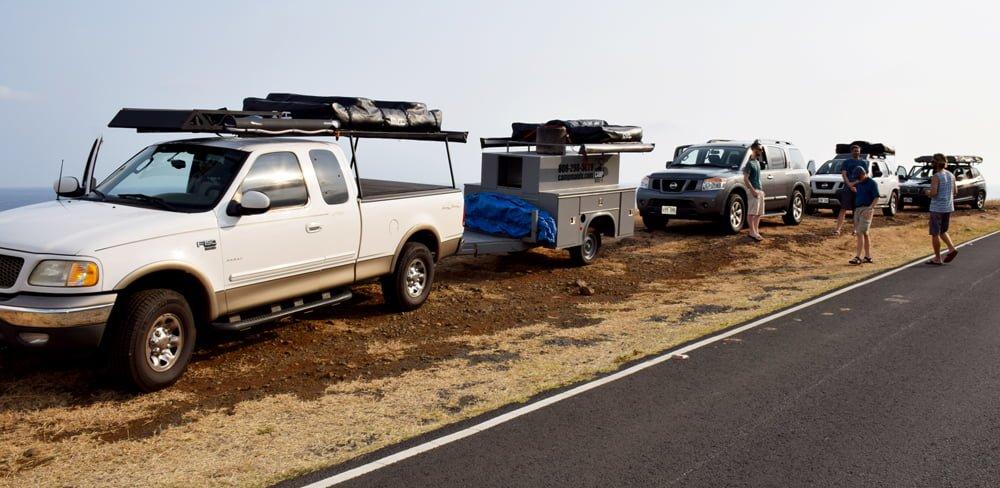 Book Your Family Camping Trip Maui HI Camp Maui-X